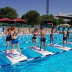 Aquaflat: расширяя границы фитнеса